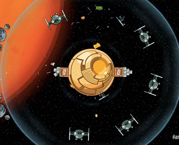 دانلود بازی Angry Birds Star Wars 1.1.2 برای PC