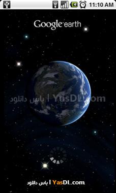 دانلود نرم افزار گوگل ارث Google Earth 7.0.1.8239 برای آندروید و آیفون