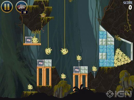 دانلود بازی Angry Birds Star Wars 1.4.0 برای PC