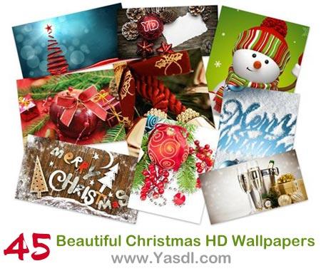 دانلود 45 عکس و والپیپر کریسمس با کیفیت HD