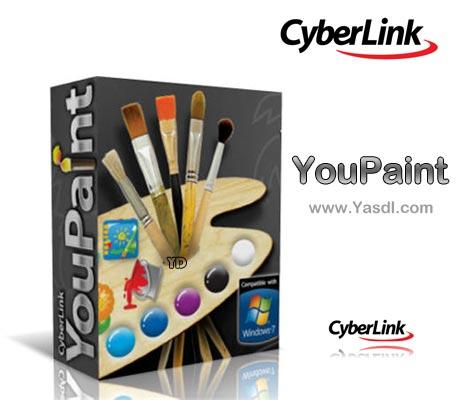 دانلود نرم افزار نقاشی دیجیتالی Cyberlink YouPaint 1.5.0.4713