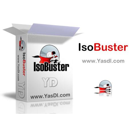 دانلود IsoBuster Pro 3.6 Build 3.6.0.0 + Portable - کپی و ایمیج از CD و DVD های خش دار