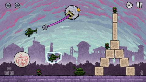 دانلود بازی کم حجم و اعتیاد آور King Oddball 2013 برای PC