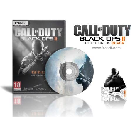 دانلود آپدیت بازی Call of Duty Black Ops II شماره 3 برای PC