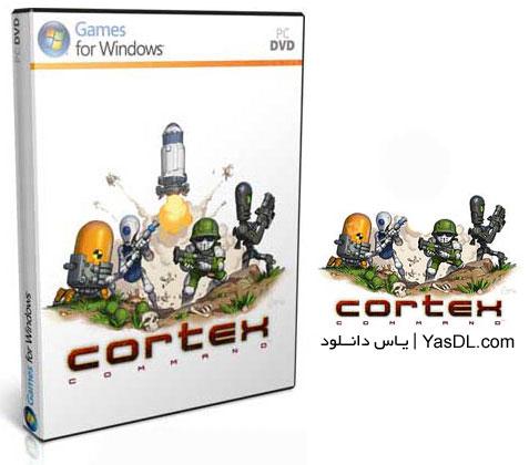 دانلود بازی کم حجم و فوق العاده جذاب Cortex Command 2012 برای کامپیوتر
