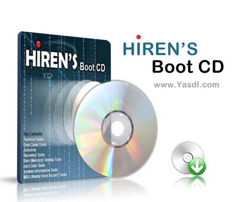 Hirens BootCD PE X64 1.0.1 - Magic Startup CD