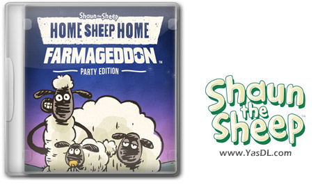دانلود بازی Home Sheep Home Farmageddon Party Edition برای PC