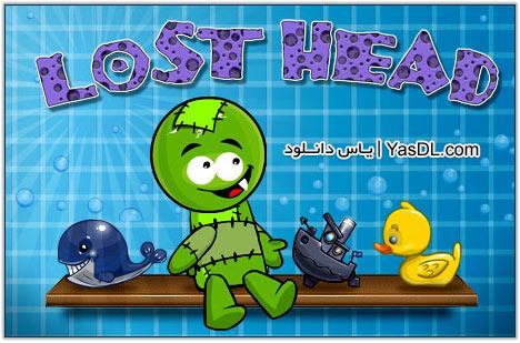 دانلود بازی Lost Head بازی کم حجم برای PC