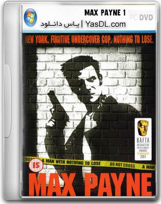 دانلود بازی Max Payne 1   نسخه کم حجم بازی زیبای مکس پین برای PC