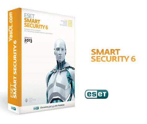 دانلود NOD32 ESET Smart Security 7.0.302 Final   بسته امنیتی نود 32