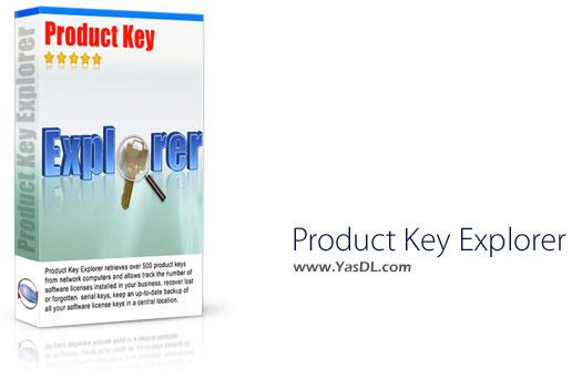 دانلود Product Key Explorer 3.9.4.0 نرم افزار نمایش سریال نرم افزارها