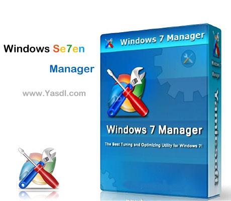 دانلود نرم افزار Windows 7 Manager