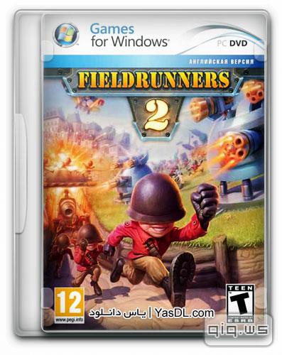 دانلود بازی Fieldrunners 2 - بازی اکشن و اعتیاد آور برای PC