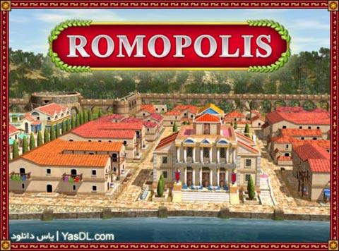 دانلود بازی Romopolis برای کامپیوتر