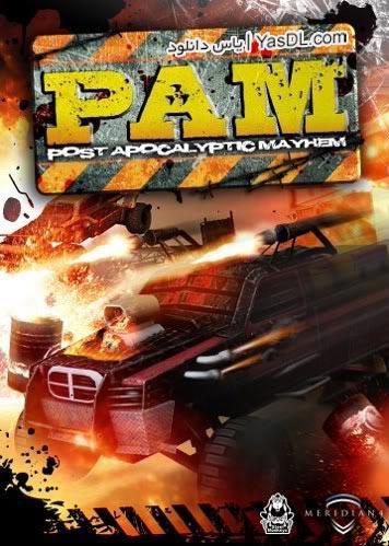 دانلود بازی Post Apocalyptic Mayhem 2013 برای PC