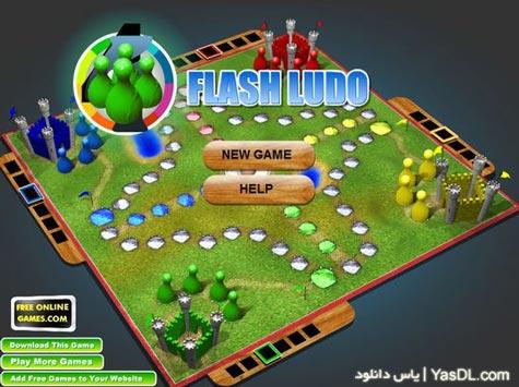 دانلود بازی منچ Mensch - بازی کم حجم منچ برای PC