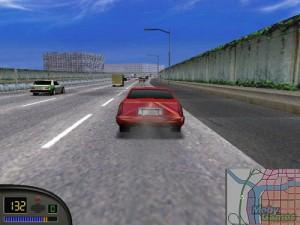 دانلود بازی Midtown Madness   بازی کم حجم ماشین رانی برای PC