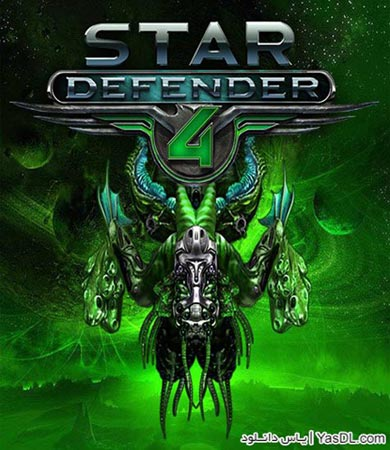 دانلود بازی Star Defender 4 v1.17   بازی کم حجم و جذاب برای PC