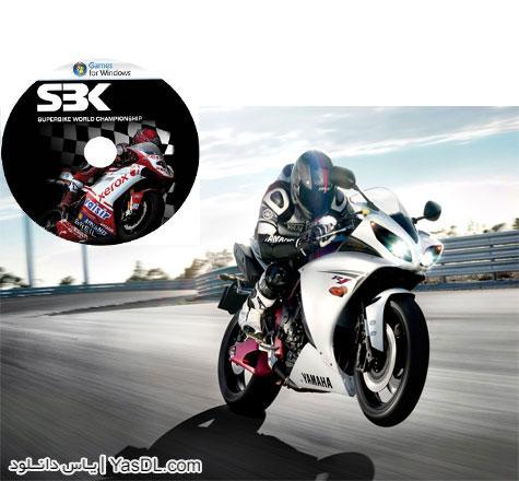 دانلود بازی Super Bikes   بازی کم حجم موتور سواری حرفه ای برای PC