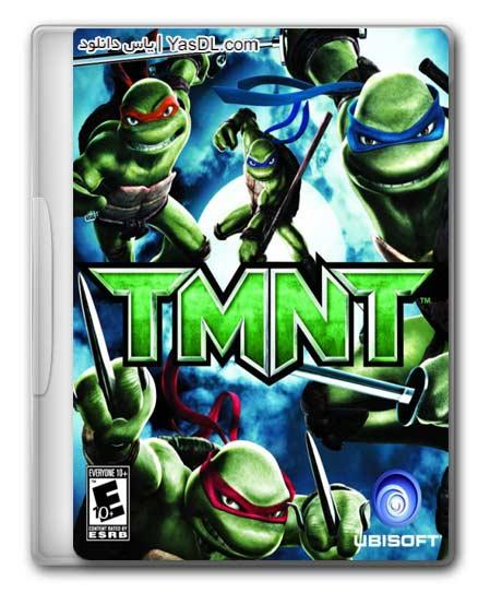 دانلود بازی لاک پشت های نینجا TMNT Mutant Melee نسخه کم حجم