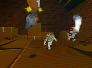 Toy Story 2 Game1