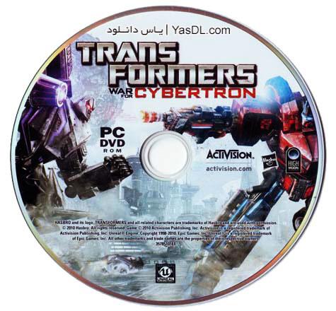 دانلود بازی Transformers War For Cybertron نسخه کم حجم برای PC