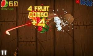 دانلود بازی Fruit Ninja HD 1.6.1   بازی فروت نینجا کم حجم برای PC