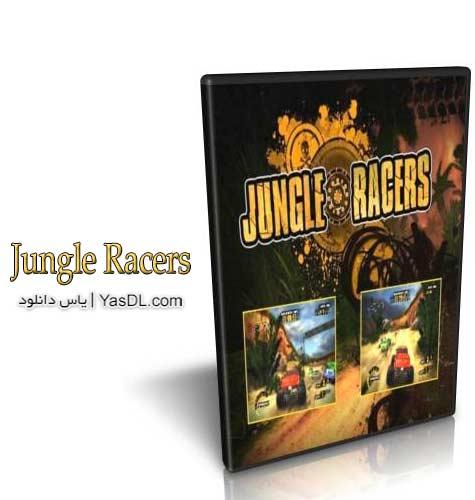 دانلود بازی Jungle Racers - بازی ماشین مسابقه ای در کوهستان برای PC