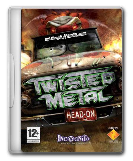 دانلود بازی Twisted Metal   بازی خاطر انگیز ماشین جنگی برای PC