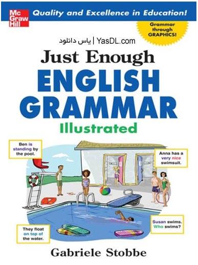 دانلود کتاب آموزش گرامر زبان انگلیسی تصویری با فرمت PDF