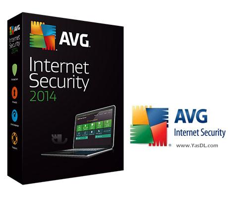 دانلود AVG Internet Security 2014 v14.0 Build 4116a6613 x86/x64 نرم افزار اینترنت سیکوریتی ای وی جی