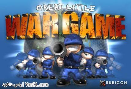 دانلود بازی Great Little Wargame - بازی جنگ سربازان کوچک برای PC