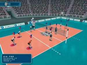 دانلود بازی والیبال International Volleyball 2009 برای PC