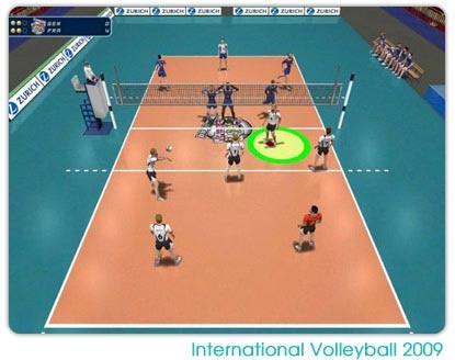 دانلود بازی والیبال برای کامپیوتر