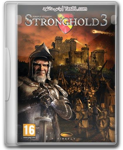 دانلود بازی Stronghold 3 Gold برای کامپیوتر | یاس دانلود