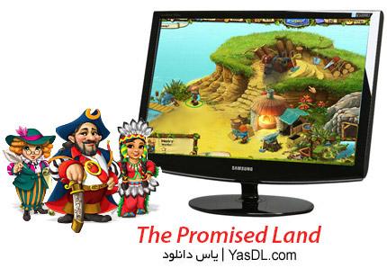 دانلود بازی The Promised Land 1.0   بازی کم حجم سرزمین موعود