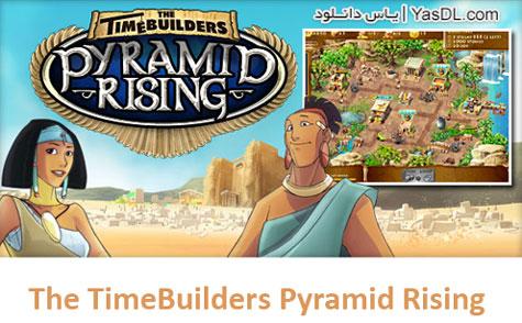 دانلود بازی Pyramid Rising   بازی کم حجم مدیریت مصر باستان