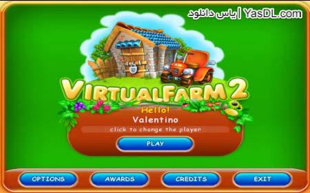 دانلود بازی Virtual Farm 2 - بازی مدیریت مزرعه برای PC