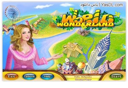 دانلود بازی World Wonderland - بازی فکری و کم حجم عجایب جهان