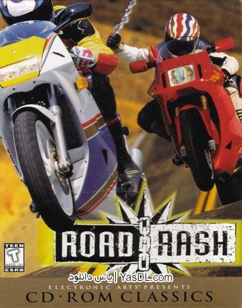 دانلود بازی Road Rash   بازی موتور سواری برای PC