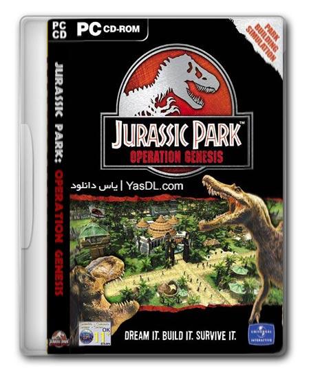 دانلود بازی پارک ژوراسیک Jurassic Park Operation Genesis با حجم کم