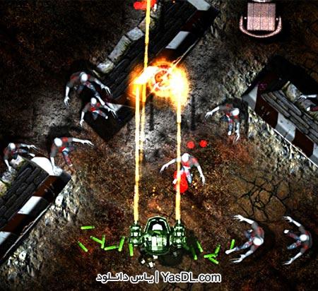 دانلود بازی Zombie Murder - بازی کشتن زامبی ها برای PC