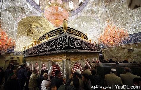 دانلود مجموعه تصاویر حرم امام حسین (ع) کربلا با کیفیت عالی