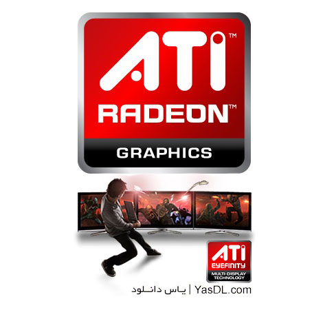 دانلود ATI Catalyst Display Drivers 14.9 WHQL   درایور ATI