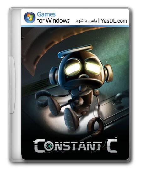 دانلود بازی تست هوش کم حجم دانلود  دانلود بازی Constant C برای کامپیوتر