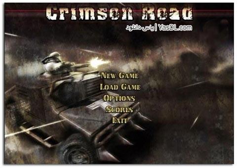 دانلود بازی Crimson Road  دانلود بازی مبارزه با زامبی ها با حجم کم برای PC
