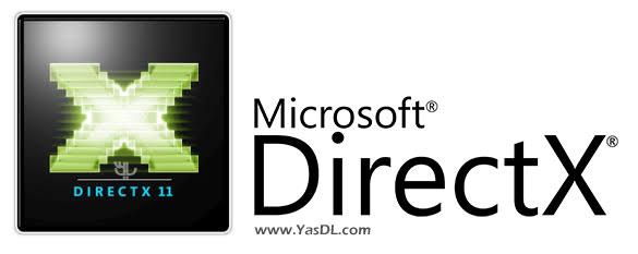 دانلود Directx - آخرین نسخه نرم افزار دایرکت ایکس