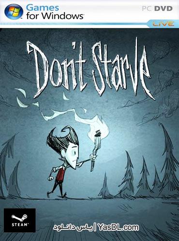 دانلود بازی Dont Starve 2.0 برای PC  بازی کم حجم استراتژیک جدید برای کامپیوتر