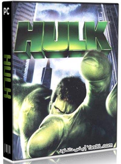 دانلود بازی هالک - نسخه کم حجم بازی Hulk برای PC