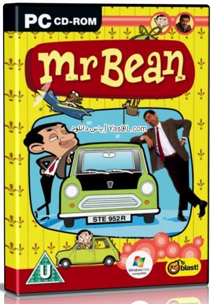 دانلود بازی مستربین Mr Bean برای PC
